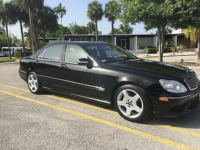 2003 Mercedes-Benz S-Class  ****RARE V 12 BI TURBO Mercedes-benz S 600 **** 2 OWNERS ONLY !! *****