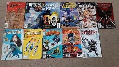 Marvel Comics Bundle 11 Books