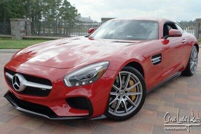 2016 Mercedes-Benz A-Class Base Coupe 2-Door Mercedes Benz AMG GTS Loaded leather premium Crave Luxury Auto 281-651-2101