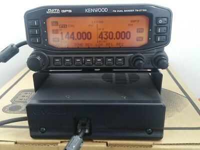 Kenwood TM-D710G VHF/UHF FM Mobile Transceiver with GPS APRS and EchoLink