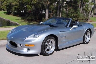 1999 Shelby  helby Series One 161 original miles!  Crave Luxury Auto 281-651-2101