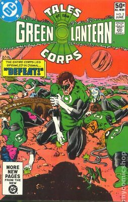Tales of the Green Lantern Corps #2 (1981) DC Comics