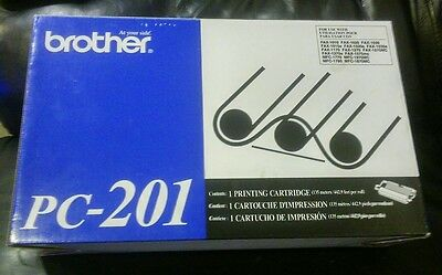 Brother pc-201 printing cartridge for FAX