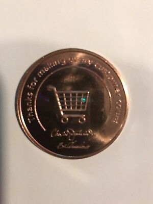 Awesome PUBLIX Supermarket Coin Grocery