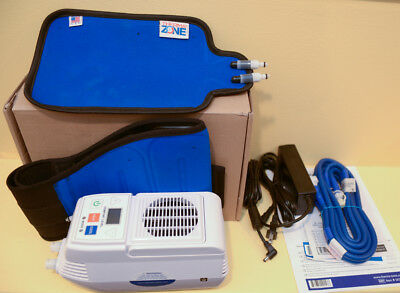 ThermaZone Hot Cold Therapy System. NR!