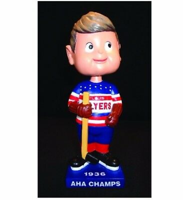 1936 St. Louis Flyers AHA Champs Bobblehead (pre St. Louis Blues)