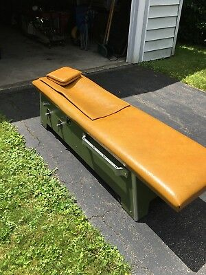 chiropractic roller table
