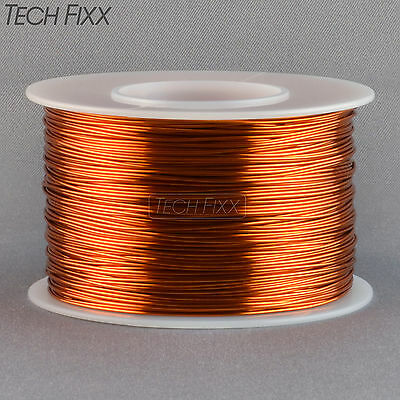 Magnet Wire 24 Gauge AWG Enameled Copper 318 Feet Tattoo Coil Winding 200C