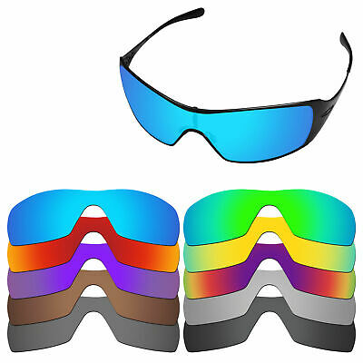 PapaViva Polarized Replacement Lenses For-Oakley Dart Sunglass Multi-Options