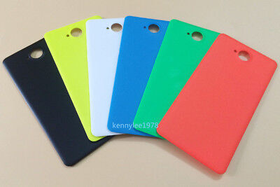 For Microsoft Nokia Lumia 650 Battery Back Cover Housing Door Rear case shell
