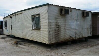 Used Portable Building - 12.0m x 6.0m - Selling 'As Is' - NO RESERVE