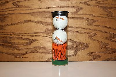 Hooters Golfballs & Golf Tees - Never Used