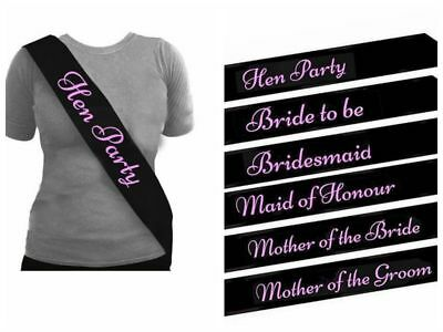 HEN NIGHT PARTY IRON ON T SHIRT TRANSFERS LITTLE MISS BRIDE BRIDESMAID ANY A4 c