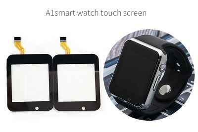 Touch screen for A1 smart watch Tools and screen double-sided glue in free