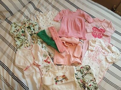 baby girl Next bundle 0-3 months 11 items
