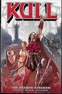 Kull the Conqueror Volumes 1, 2 & 3 by Lapham, Nelson & more TPBs Dark Horse OOP