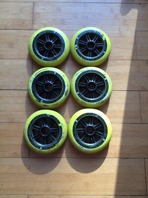 Powerslide MEGA CRUISER 125MM WHEELS