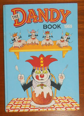 DANDY Annual Book 1969 FINE Excellent - like Topper Beezer Beano