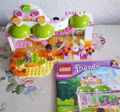 LEGO FRIENDS 41035 Juice Bar Shop with instructions - £13.99 ...