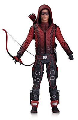 DC comics Collectibles CW's Arrow (TV Show) ARSENAL 7in. Action Figure =inStock