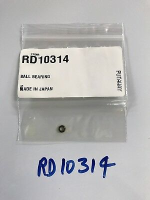 Shimano Sustain 4000FE  Line Roller Bearing RD10314 ABEC5 Stainless 4x7x2 #05