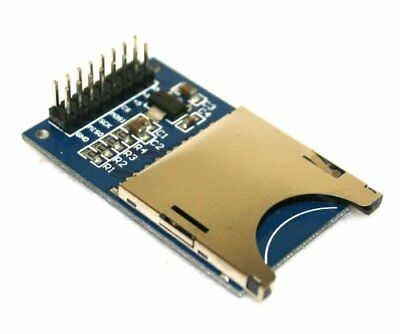 Virtuabotix SD Card Reader/Writer for Arduino and other Microcontrollers