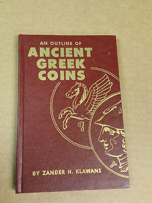 Vintage Ancient Greek Coins By Klawans 2Nd Edition 1964     Loc-Sl