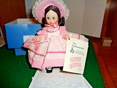 Vintage Madame Alexander The Enchanted Doll House 1992 Farmer's Daughter