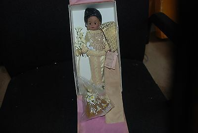 African Bride 10'' Madame Alexander Doll New NRFB