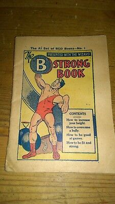 Presented With The Wizard The B Strong Book