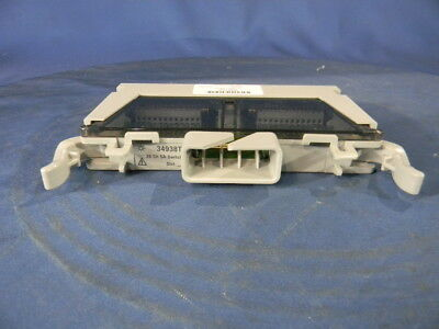 Agilent 34938T Terminal Block for the 34938A