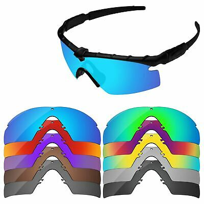 Polarized Replacement Lenses For-Oakley SI Ballistic M Frame 2.0 Multi-Options