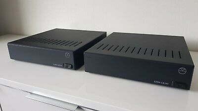 Pair Of LINN LK240 Power Amplifiers *Multi Voltage*