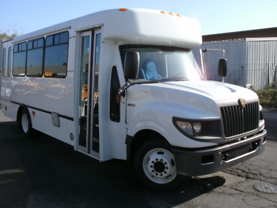 NEW 2012 IC AC Commercial Bus