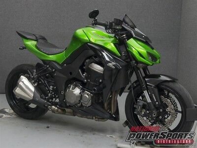 Kawasaki ZR1000 Z1000 W/ABS  2015 Kawasaki ZR1000 Z1000 W/ABS Used FREE SHIPPING OVER $5000