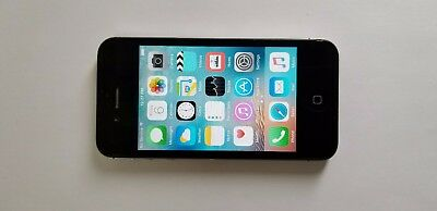 iPhone 4S 16G Black Refurbished, Unlocked.