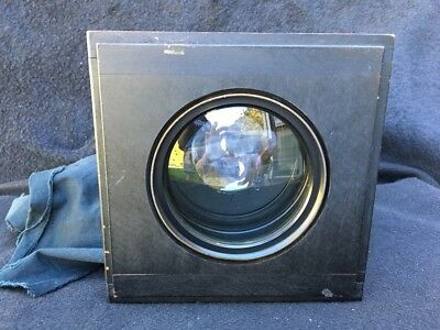 Pinkham & Smith Lens With Homemade Lens Cap Included. Used