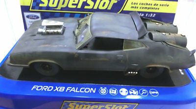 Ford XB Falcon matte black Superslot Ref. H3983