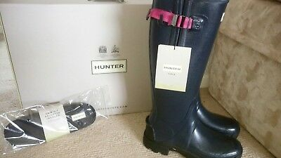 Brand new hunter balmoral adjustable 3mm neoprene boots size 6