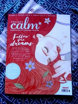 We Love Craft Project Calm Deck Dream Cards Botanical Posters 2018 Wall Planner