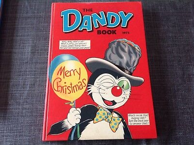 Dandy Annual 1975