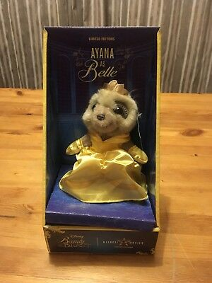 Meerkat Toy Belle From Beauty And The Beast