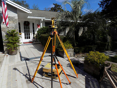 Topcon GTS903A Robotic Total Station  & Accessories