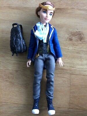 Ever After High Doll Dexter Charming boy Excellent condition
