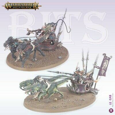 Bits Scourge Privateers Scourgerunner Drakespawn Chariots Warhammer Aos