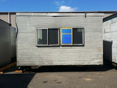 Used Portable Building - 4.4m x 3.0m - Selling 'As Is' - NO RESERVE