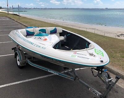 Jet Boat for sale, Regal Rush 120HP
