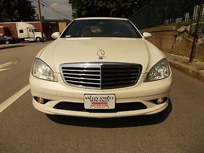 2009 Mercedes-Benz C-Class 550 4Matic 2009 Mercedes-Benz S550