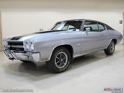 1970 Chevrolet Chevelle SS 1970 Silver SS!