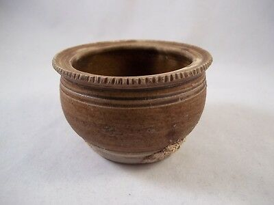 Antique 19th Century Chinese Pot Circa 1822 - Tek Sing Shipwreck Salvage